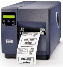 The I-4208 by Datamax raises the bar in thermal barcode printers.